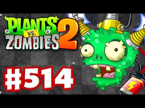 Plants vs. Zombies 2 - Gameplay Walkthrough Part 514 - Electric Pinatas! (iOS)