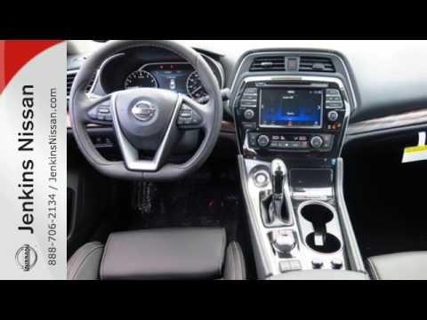 New 2017 Nissan Maxima Lakeland FL Tampa, FL #17MA210