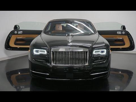 2019 Rolls-Royce Dawn Bespoke Interior - Walkaround In 4k