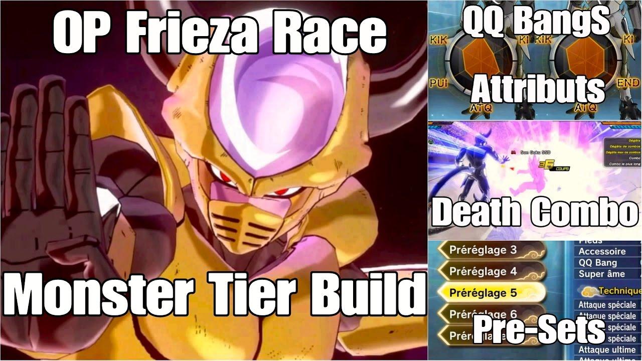 Build Cac Freezer Xenoverse