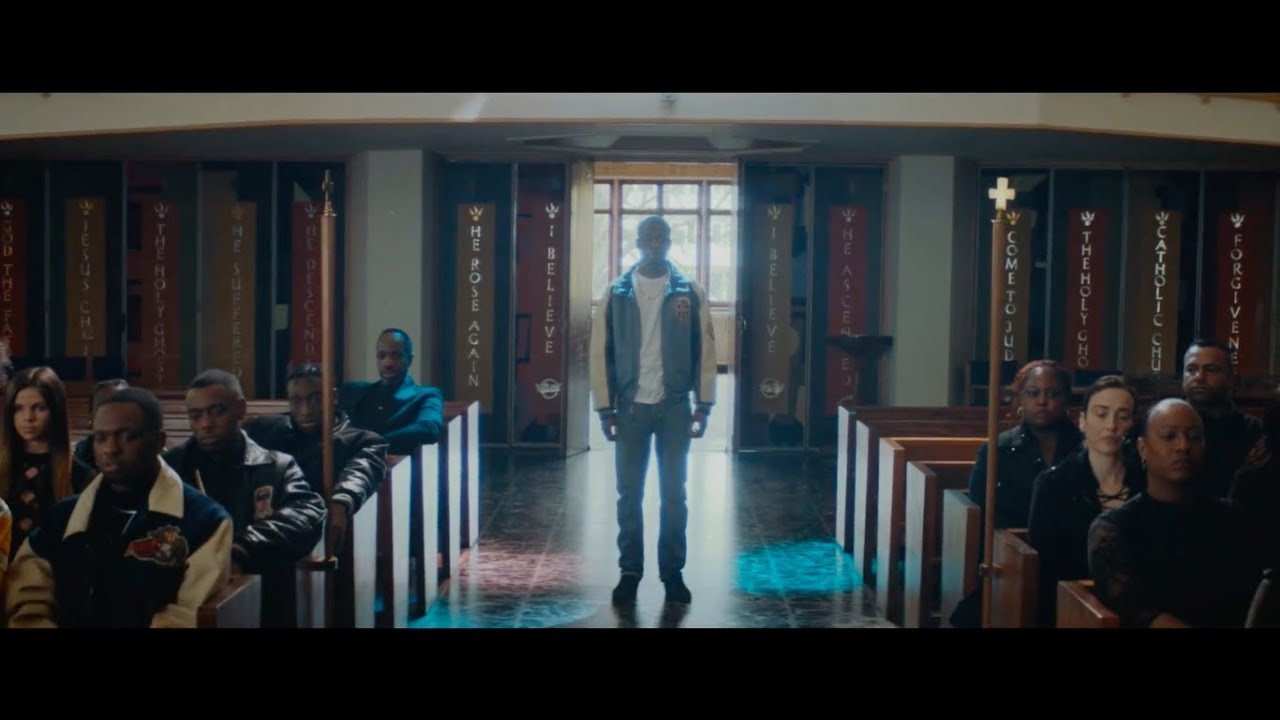 Stormzy Releases 'Gang Signs & Prayer' Film