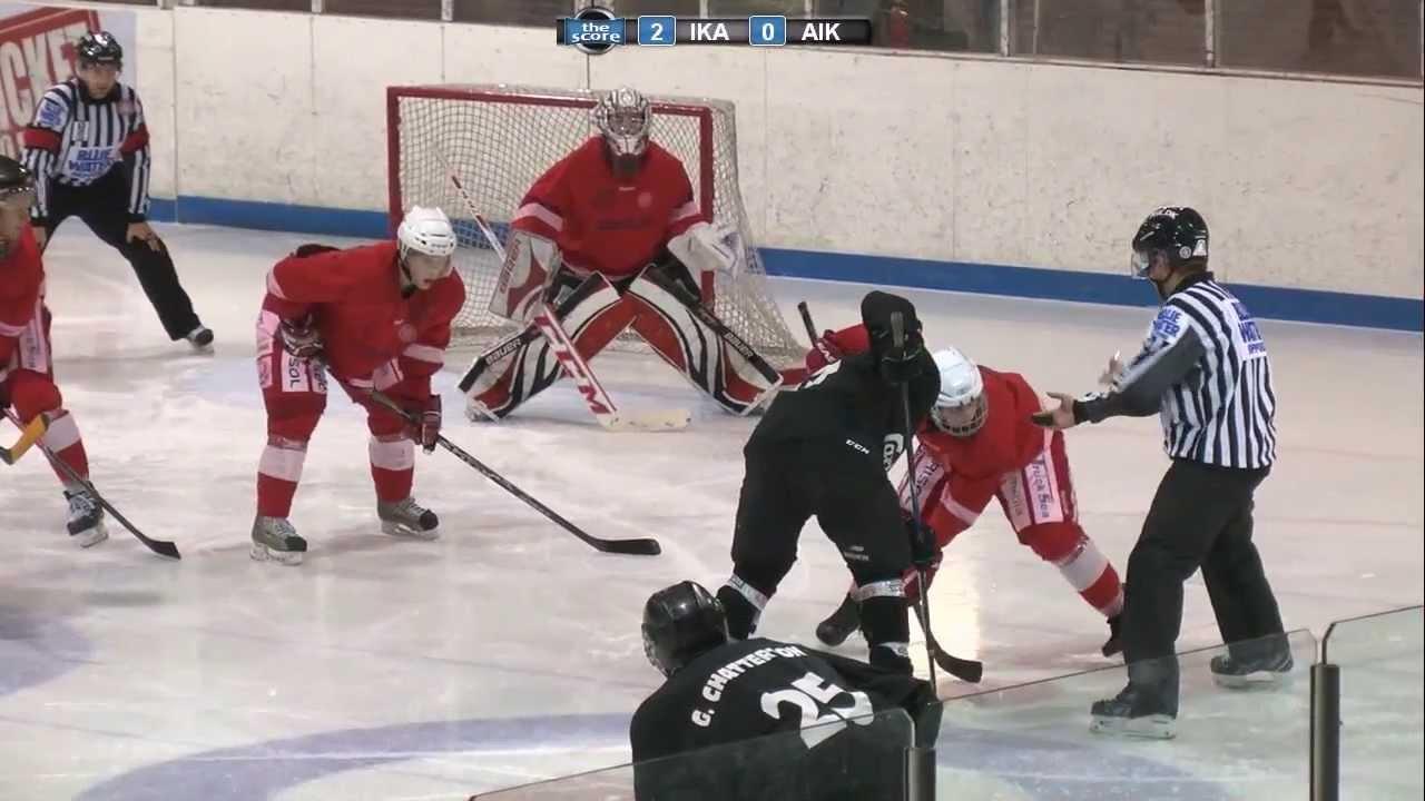ishockey 1 division