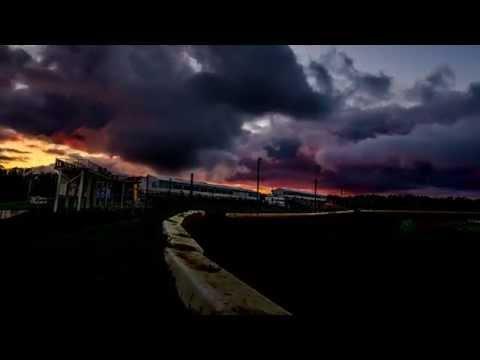 Deer Creek Speedway Sunset