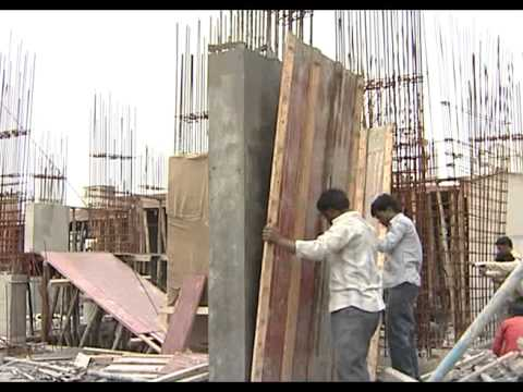 ULTRATECH   Ready Mix Concrete  Promotional film -  Hindi