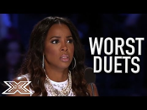 WORST DUETS On The X Factor! | X Factor Global