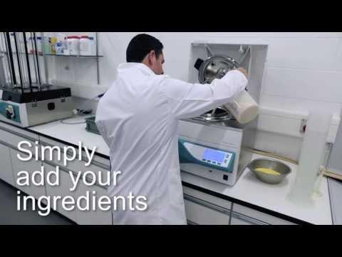 Media Preparator and Peristaltic Pump facilitate fly food preparation