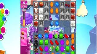 Candy Crush Level 1244  No Boosters 3 Stars