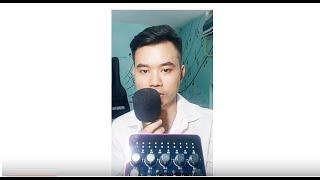 Bộ thu âm hát livestream hay nhất 2018 Soundcard V10 Mic Woaichang Bm900
