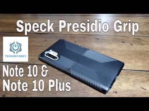 Speck Presidio Grip Review - Galaxy Note 10 and Note 10 Plus