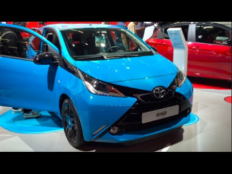 toyota aygo 2016 in detail review walkaround interior exterior youtube. Black Bedroom Furniture Sets. Home Design Ideas
