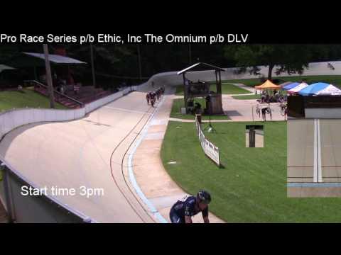2017/07/08 The Omnium - Pro Race Series p/b Ethic, Inc - Note: No Sound