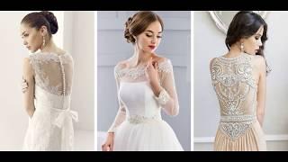 Самые красивые платья с бисером.