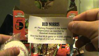 Tristar Hidden Treasures Series 5 Baseball Case