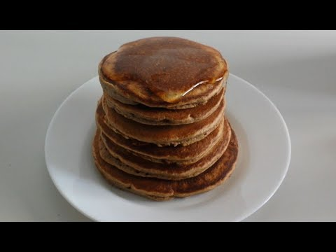 Hot cakes de Avena & Nuez. Una alternativa Deliciosa