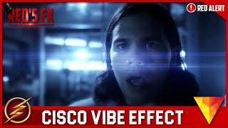 The Flash Cisco Vibe Hitfilm 4 Express Tutorial   Red's Fx