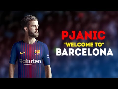 Miralem Pjanic 2018 ● The Magician ● Welcome to FC Barcelona