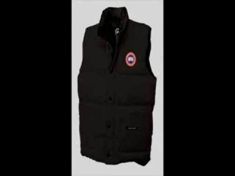canada goose mens freestyle vest review