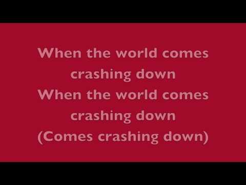 Crashing Down - Kevin Rudolf (Lyrics)