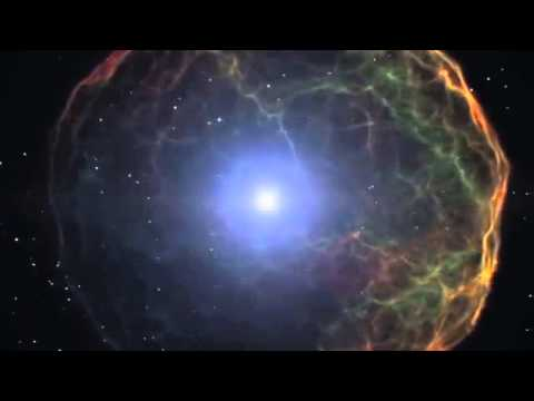 Some Stars Blow Huge Bubbles of Gas | NASA Space Science Video