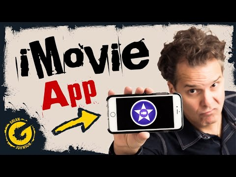 iMovie Tutorial: How To Use iMovie (App Tutorial) iPhone, iP