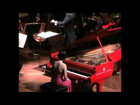 Caroline Fischer - Schumann: Piano Concerto in A minor 1. mouvement, Klavierkonzert a-Moll 1. Satz
