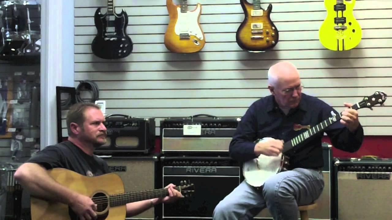 GoldTone CB-100 Openback Banjo @ Fazio's Frets and Friends