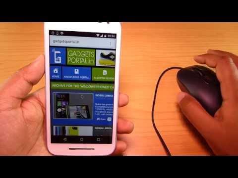 Motorola MOTO G 3rd Gen OTG Test!!