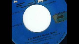 Sayonara  (sung by Pat Kirby)