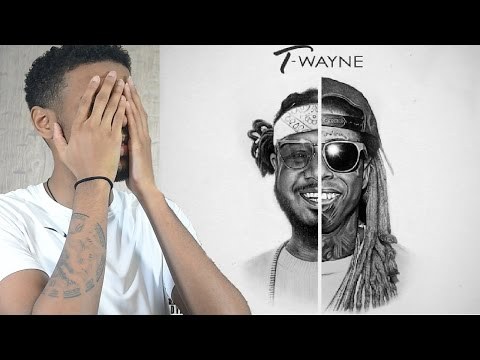 T-Pain - T-WAYNE First REACTION/REVIEW