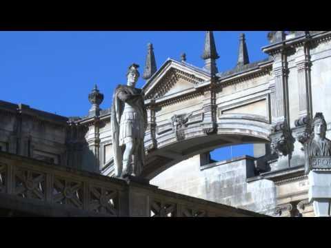 Peter King plays the Klais Organ of Bath Abbey  new DVD from Regent