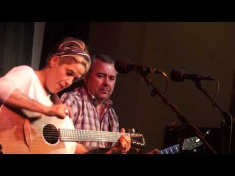 Amy Wadge (with Pete Riley) - Thinking out loud - Alstonefield