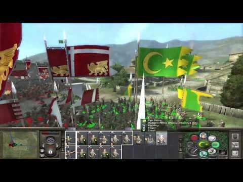 Medieval 2 The Turks Very Hard #74 Bugünün Bir Muzafferi Olmadı