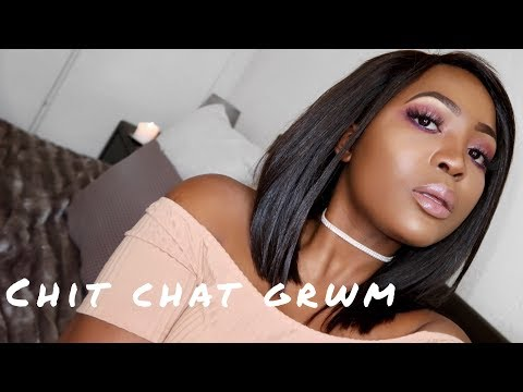 CHIT CHAT GRWM | Life Update | One Year On Youtube | Thandi Gama