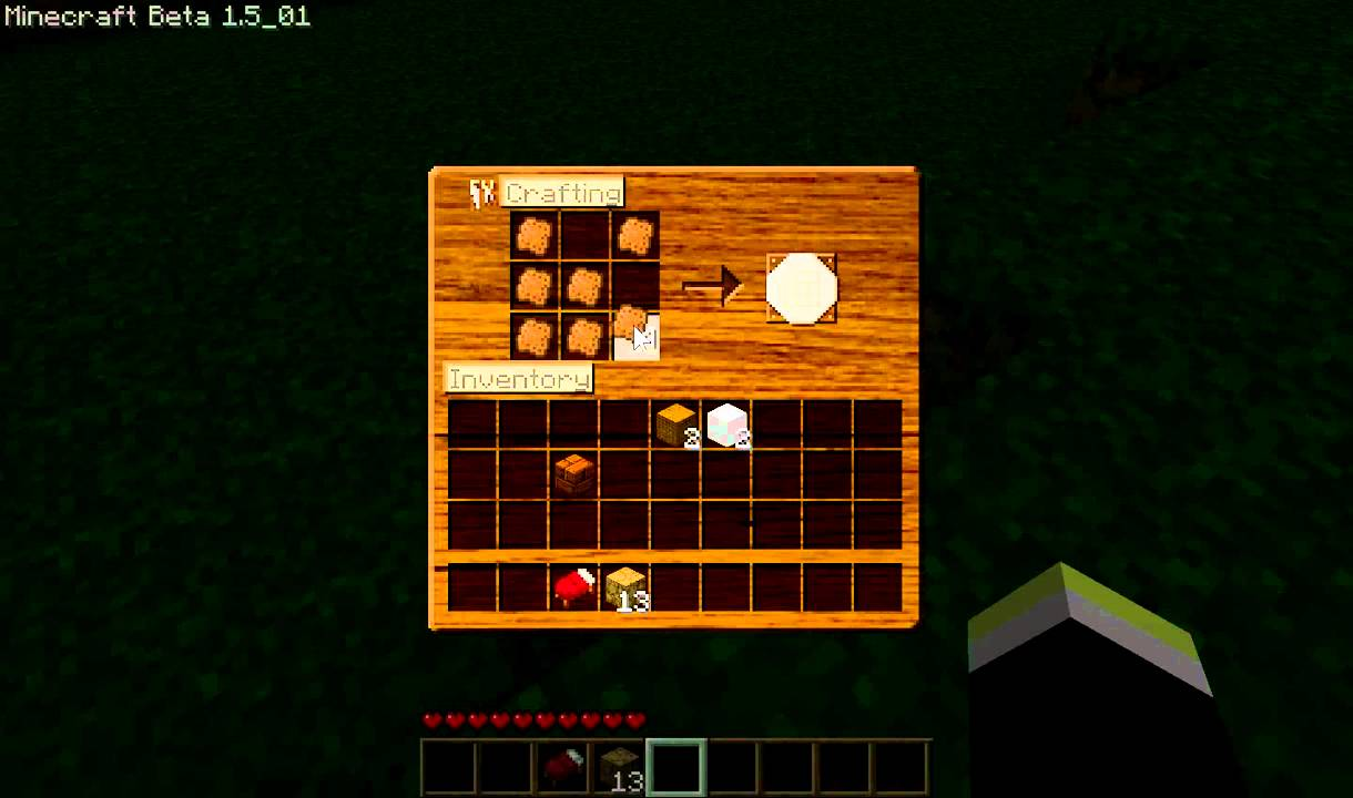 How To Craft A Leather Chestplate In Minecraft
