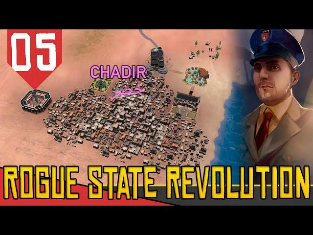 É preciso ENRIQUECER para EMPOBRECER - Rogue State Revolution #05 [Série Gameplay Português PT-BR]