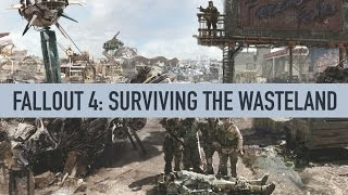 Fallout 4: Handy tips for surviving the Wasteland
