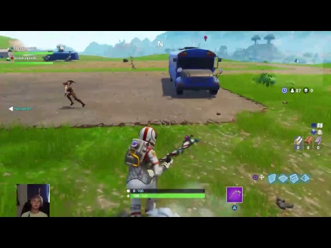 FORITNITE Gameplay solo wins #1 player in the world Road to 10,000 views