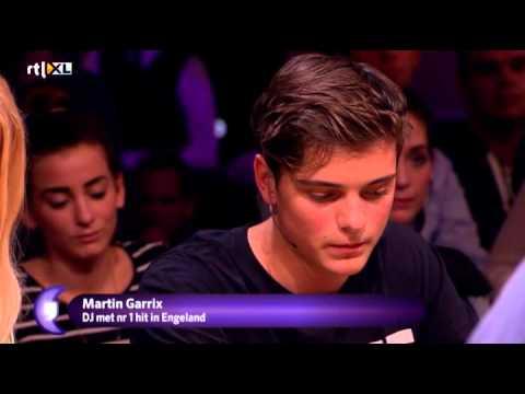 Martin Garrix gaat keihard! - RTL LATE NIGHT