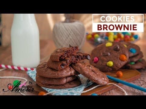 recette-cookies-brownie-au-chocolat-extra-moelleux-goûter-facile-maison