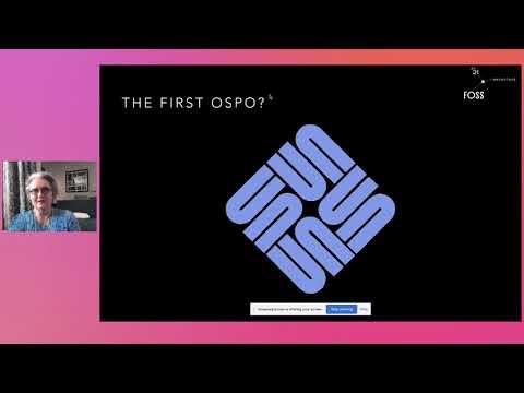 #FOSSBack: Danese Cooper - The Evolution of OSPOs