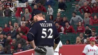 【大谷翔平】#10 ロサンゼルス・エンゼルス VS ミルウォーキー・ブルワーズ【MLB The Show 19】