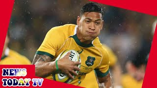 Israel Folau To Be Fired: Rugby World Calls Out 'misinformed Bigot' And 'bully'