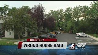 Boise Police raid wrong home