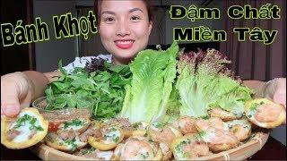 🇯🇵Bánh Khọt Tôm Thịt Nước Cốt Dừa Hương Đồng Gió Nội Thơm Ngon Chẳng Ngờ #270