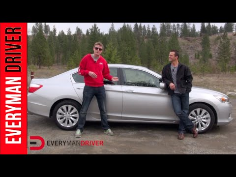 Here's the 2013 Honda Accord vs 2013 VW Passat on Everyman Driver