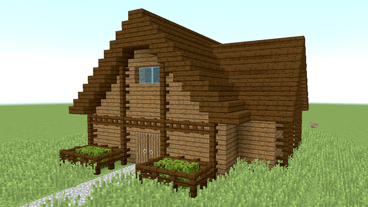 minecraft how to build a cozy blacksmith youtube. Black Bedroom Furniture Sets. Home Design Ideas