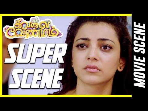 Kavalai Vendam - Super scene | Jiiva | ...