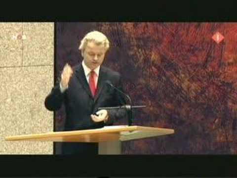 Fitna-debat: Wilders loopt vast (deel 1)