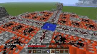 How to make a Large Human Cannon | The Easy Way | Minecraft