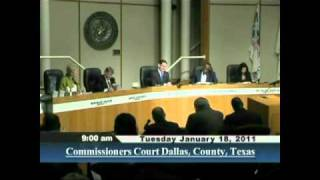 Dallas County Commissioners Court introduces new ethics policies